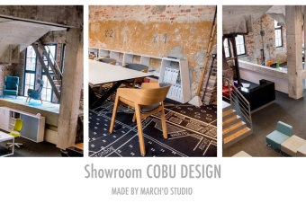 Showroom COBU DESIGN